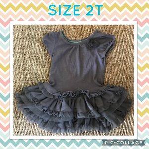 Cherokee brand girls size 2T tutu dress